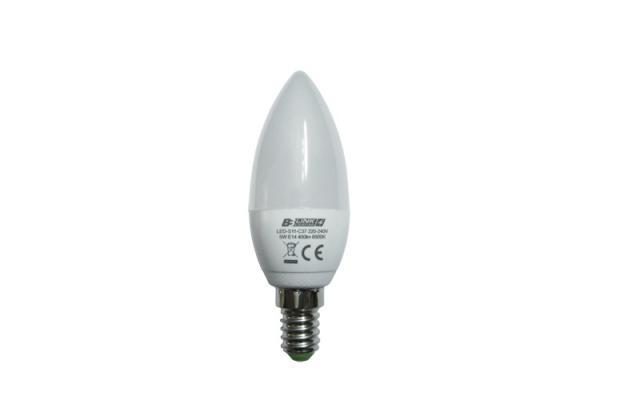 LED SIJALICA E14 C37 6W  DIM