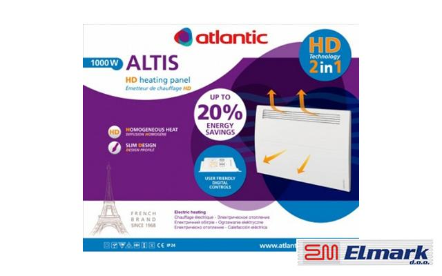 ATLANTIC ALTIS 1000W  ® Atlantic