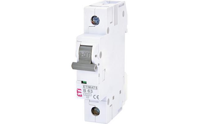 Automatski Osigurač B 63A ® Eti